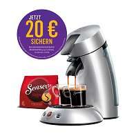 [Amazon Blitzangebot + Cashback] Philips Senseo HD7818/52 Kaffeepadmaschine ab 32,95€ (52,95€-20€)