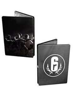 Amazon Tom Clancy's Rainbow Six Siege Standard inkl. Steelbook PS4