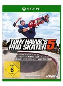 [Xbox Store] Tony Hawk's Pro Skater 5, Diablo III, Mortal Kombat X und weitere Angebote