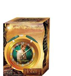 [ Amazon (Plus Produkt) ] Joy Toy - Hobbit 33908 - Bilbo Wecker in Geschenkpackung