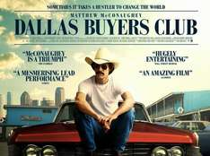[Amazon] [iTunes] - Dallas Buyers Club für 0,99 € in HD 48h leihen