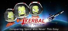 (Steam) Kerbal Space Program für 10.99€ (mit Sammelkarten)