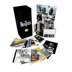 The Beatles - Remastered Stereo Boxset (16 CD + DVD) für 120,90 €, @Amazon
