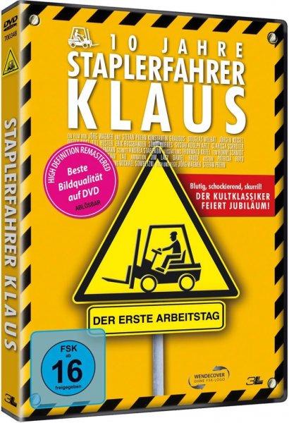[Amazon Prime] Staplerfahrer Klaus - Der erste Arbeitstag DVD