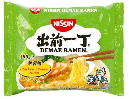 Nissin Instant Nudeln Demae Huhn 100g, 30er Pack (30 x 100 g) / 9,58 Euro @AmazonPrime