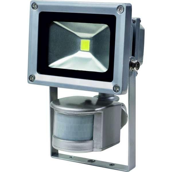 Chip-LED-Strahler 10W mit Akku bei Crowdshop für 66,30€