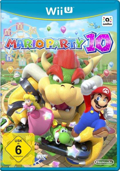 Mario Party 10 für die WiiU
