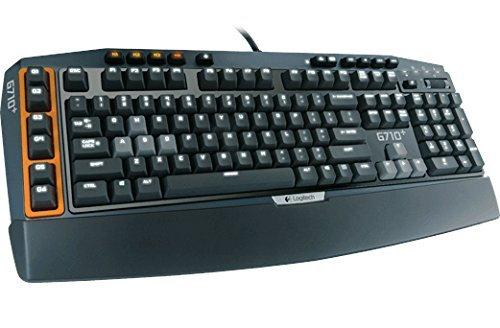 Logitech G710+ mechanische Tastatur @amazon.de für EUR 24,48 mit Prime