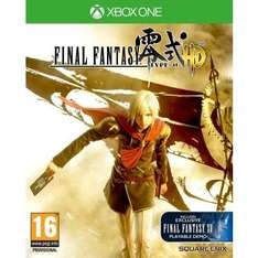 [thegamecollection] Final Fantasy: Type-0 HD (Xbox One) für 12,10 € inkl. Versand