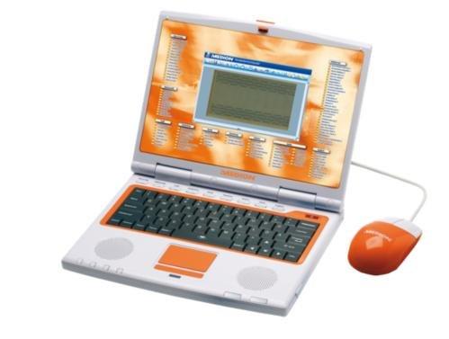 MEDION® Kiddi Notebook P84000 Blau/Orange (Lokal)