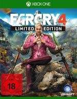 Far Cry 4 Limited Edition Xbone Gamestop