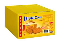 [Amazon Marketplace] Leibniz Butterkeks 3er, 1er Pack (1 x 1.4 kg) für 5,09€