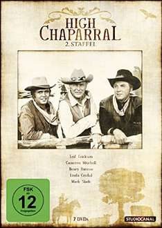 High Chaparall Staffel 2 für 7,90€