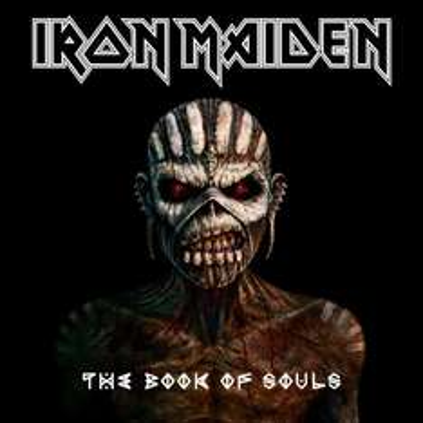 [Amazon Prime] Iron Maiden - The Book of Souls - 3 LP Vinyl