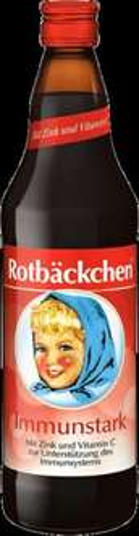[Lokal - Reutlingen] Rabenhorst Rotbäckchen Immunstark, 750 ml bei VITALIA Reformhaus