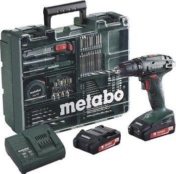 Metabo BS18 Set Mobile Werkstatt für Grenzgänger - DK Davidsen