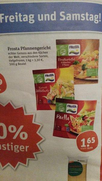 [Tegut] Frosta Pfannengerichte 500g - 50% günstiger (15.+16. Januar)