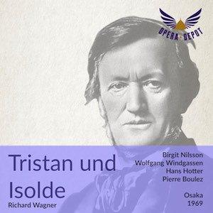 [Download operadepot.com] Wagner Tristan und Isolde Pierre Boulez Osaka 1967/1969