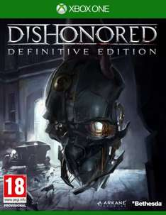 [amazon.co.uk] Dishonored The Definitive Edition Xbox One für 13,64€ inkl. Versand