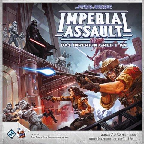 Star Wars - Imperial Assault (Brettspiel, Gesellschaftsspiel, Buch.de)