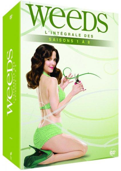 [Amazon.fr] Weeds komplette Serie 22 DVDs nur mit OT für 23,94€ inkl. Versand