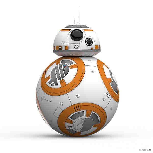 [OTTO] Sphero Star Wars Kugelroboter BB-8 für nur 115,99 EUR + 5,95 VSK (Idealo 155,00)
