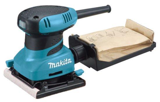 Makita Schwingschleifer 112x102 mm BO4556K für 72,02€