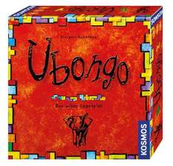 Ubongo - Neue Edition 2015 oder 3D (Brettspiel, Gesellschaftsspiel, Buch.de)