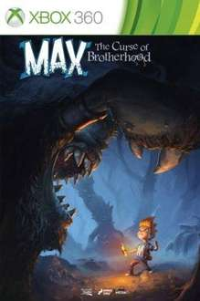 [CDKeys] Xbox 360 Max: The Curse of Brotherhood Xbox 360 – Digital Code 0,52 € mit 5% Gutschein 0,49€