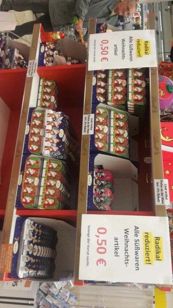 [LOKAL Einöd/Homburg]Lindt (Weihnachts-) Schokolade für 50Cent