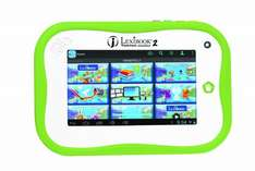 [Amazon - Prime] Lexibook MFC280DE - Tablet Junior 2 für 19,21 Euro + Lexibook MFG040 - Connect Sport Challenge für 5,05 als Plus Produkt