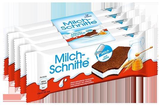 [Lokal] Milch-Schnitte 5er Pack 0,59€