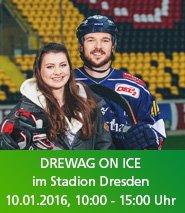 [lokal Dresden] Freier Eintritt zu DREWAG ON ICE im Dynamo-Stadion (10.01.)