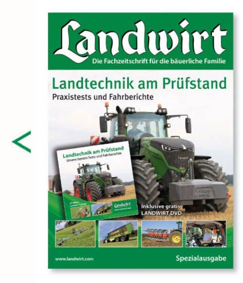 gratis Magazin LANDWIRT Spezialausgabe ( unverbindlich)