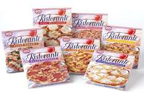 (Zimmermann) Dr Oetker Ristorante Pizza