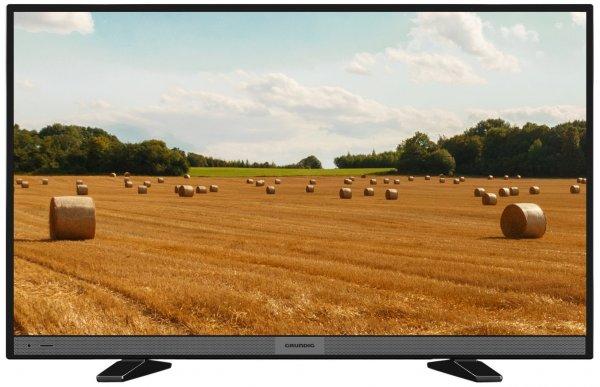[Saturn.de] GRUNDIG 48 VLE 5520 BG - Full HD LED TV mit Triple Tuner für 374 € (mit NL-Gutschein), VSK-frei