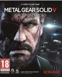 [Steam] Metal Gear Solid V - Ground Zeroes (@DLGamer)