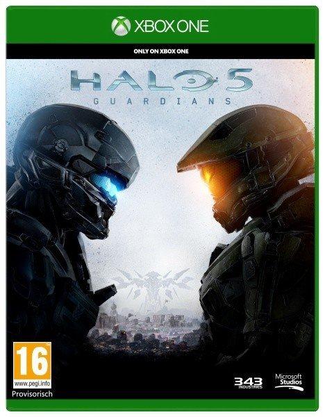 Microsoft Xbox One Spiel Halo 5 Guardians (USK 16) @ mindfactory.de