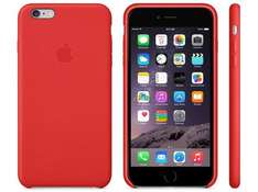 Apple iPhone 6 Plus Leder Cover (blau oder rot) für 23,70€ inkl. VSK @proshop.de