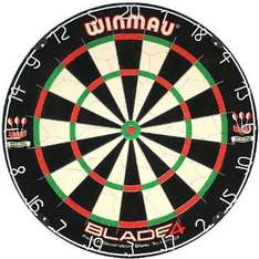 Winmau Blade 4 Dartboard für ~ 35€ @amazon.co.uk