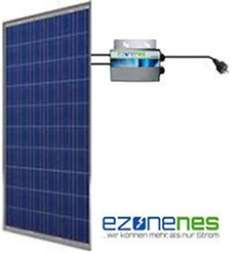 250 Watt Plug-In-Play Solaranlage
