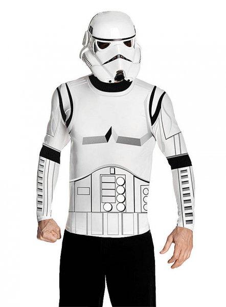 [mytoys.de] Star Wars Stormtrooper Set Hemd & Maske für Karneval