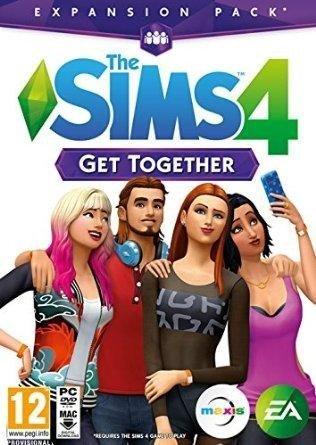 Sims 4 - Zeit für Freunde (ORIGIN) für 18,09€ @ CDKeys (mit Facebook Code)