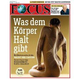 [Payback] Focus (Printmagazin) 12-Monats-Abo für 30€ - Abo endet automatisch