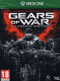 Gears of War Ultimate Edition Xbox One für 34,99 € inkl. Versand
