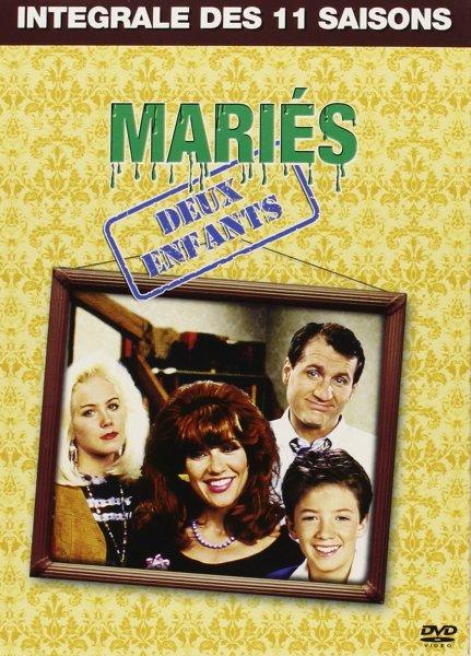 [Amazon Frankreich] Eine schrecklich nette Familie - Die komplette Serie [33 DVDs] für 29,03€ Inkl. Versand