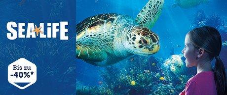 [brands4friends] Sealife Karten ab 2,99€