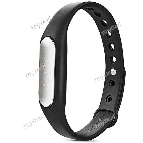 *wieder da* Xiaomi MiBand 1S Smart Armband Herzfrequenz Monitor Schlaf Anruf SMS (tinydeal)