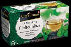 [ROSSMANN] Kostenlose Packung Tee via COUPIES