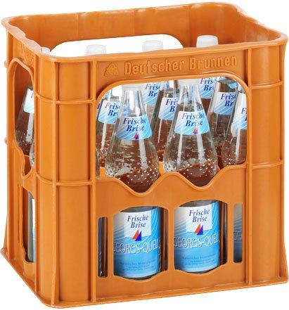 [Kaufland] Mineralwasser in 0,7L Glasflaschen (+0,15€ Pfand) mit oder mit wenig Kohlensäure für 0,96 die ganze Kiste!